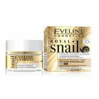 Дневной/ночной крем для лица Eveline Cosmetics концентрат Royal Snail 30+ 50 мл (97299)