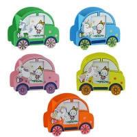 Стакан Подставка Машинки детский для ручек настольная деревянная 8,5*7*5см сувенирный подарочный
