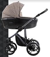 Детская универсальная коляска Bebetto BRESSO Premium DARK 01