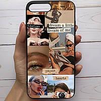 Чехол на iPhone 5/5s/Se/6/6s/6+/6s+/7/7+/8/8+/X/Xs/Xr/Xs max/11/11 pro/11 pro max/Se 2020 с рисунком для айфон