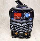 Сварочный аппарат инвертор Витязь ИСА-380 в Кейсе, фото 3