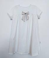 Платье для девочки Mariquita   121-28-018 белое 92-98, фото 1