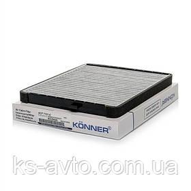 Фильтр салона угольный Авео 1.5 KONNER