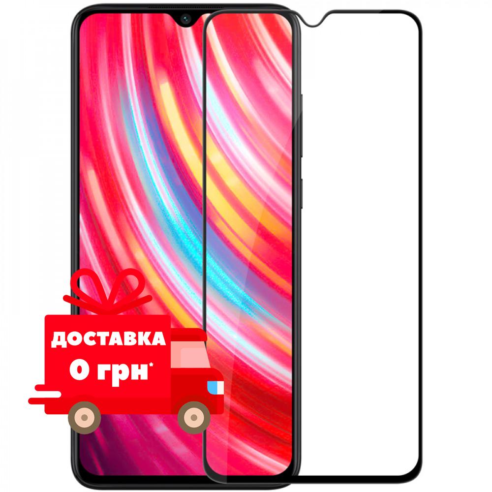 6D Защитное стекло Xiaomi Redmi Note 8 Pro 2019  black