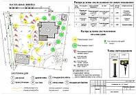 Проектирование садового освещения