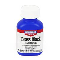 Жидкость для воронения латуни, меди и бронзы Birchwood Casey Brass Black Touch-Up