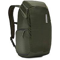 Городской рюкзак для фотокамеры Thule EnRoute Camera Backpack 20L Dark Forest (TH 3203903)