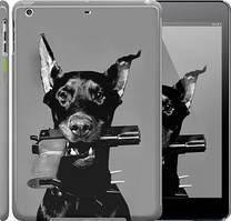 """Чехол на iPad 5 (Air) Доберман """"2745c-26"""""""