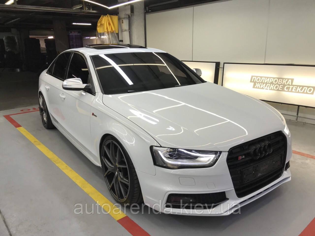 Audi s4 2016 года