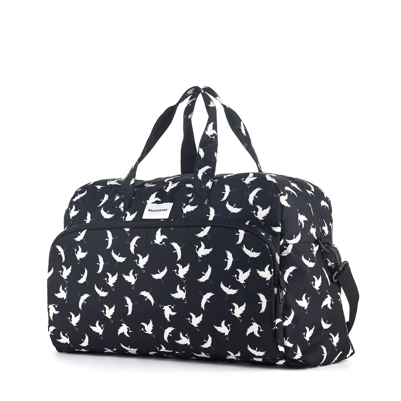 Дорожная сумка Wascobags Milano Storks (33 L)