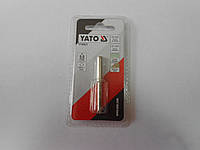 Сверло по плитке грес и керамике YATO 5 мм при сухом и мокром режимах