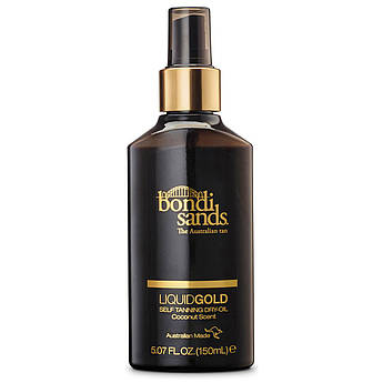 Масло-автозагар Bondi Sands Liquid Gold Self Tanning Oil 150 мл