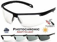 Спортивні захисні окуляри Global Vision Ever-Lite фотохромні прозорі лінзи