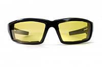 Спортивні окуляри Global Vision Sly фотохромні жовті