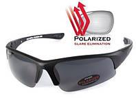 Поляризационные очки BluWater Bay Breeze черные, фото 1