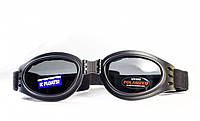 Спортивні плаваючі окуляри BluWater з поляризацією Drifter чорні
