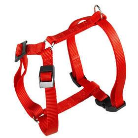 Нейлонова шлейка Ferplast Champion P XL Red для собак, червона, А: 53x84, B: 60x98 см