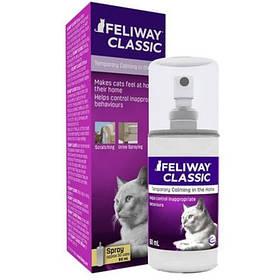 Спрей Ceva Feliway для корекції поведінки кішок, 60 мл