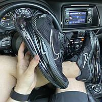 Мужские кроссовки Nike Air Max MX-720 818 Black (черные) C-1862