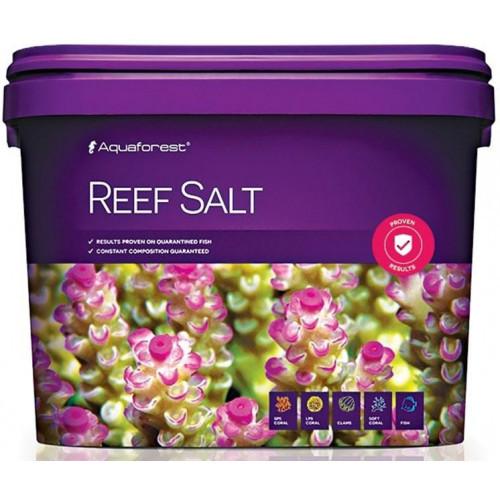 Соль рифовая Aquaforest Reef Salt, 10 кг