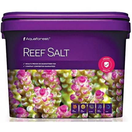 Соль рифовая Aquaforest Reef Salt, 10 кг, фото 2