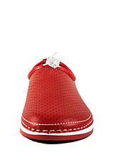 Мокасіни жіночі Allshoes червоний 20775 (36), фото 2