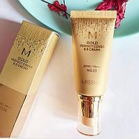 ББ крем Missha M Gold  Perfect Cover BB Cream 50мл №23 natural beige