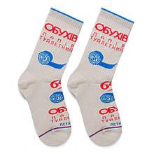 """Шкарпетки Дід Носкарь жіночі 36-40 """"Туалетний папір"""" сірі"""