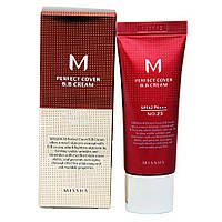 ББ крем Missha M Perfect Cover BB Cream 20мл 23 Natural Beige
