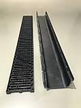 Лоток водоотводный пластиковый Spark с пластиковой решеткой, фото 6