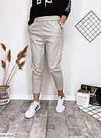 Женские укороченные штаны с карманами, фото 1
