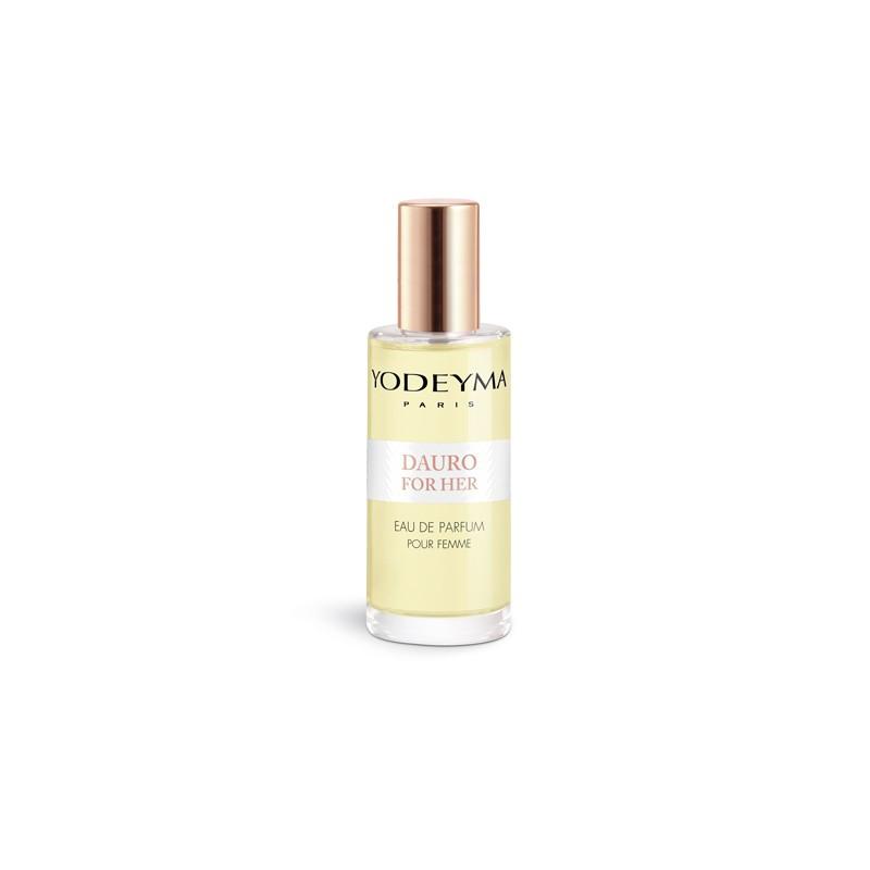 Жіночі міні-парфуми Dauro For Her Yodeyma 15 мл (Помаранч Помаранчова квітка Мед) духи Йодейма