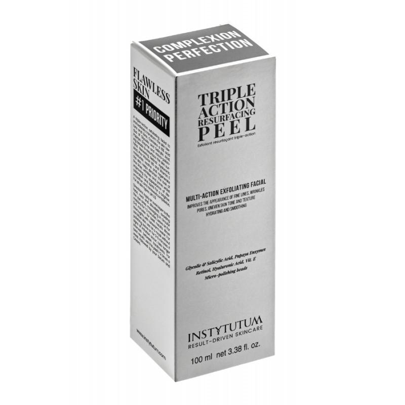 Пілінг для обличчя потрійної дії Instytutum Triple Action Resurfacing Peel