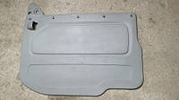 Б/у Обшивка двери сдвижной правая (карта дверная) (серая) для Opel Vivaro 2001-2006 7700313081