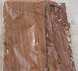 Антимоскитная шторка на магнитах, размер 210х100 см. в коробке. Цвет: серый и коричневый, фото 5