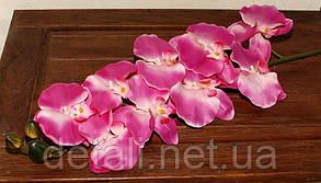 Штучні квіти орхідея рожева на гілці