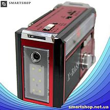 Радиоприемник с фонарем Golon RX-381 - Радио с MP3, USB/SD и LED фонариком, фото 3