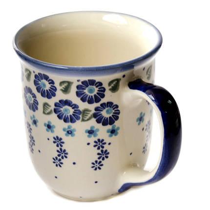 Кружка керамическая Classic 0,35L Blue Wind, фото 2