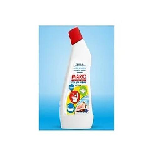 """Средство для мытья унитазов """"Марио"""" 1л. Ультрасил 12шт / уп"""