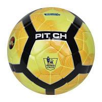Мяч футбольный №5 PU HYDRO TECHNOLOGY SHINE PREMIER LEAGUE FB-5828 (№5, 5 сл., сшит вручную) Код FB-5828