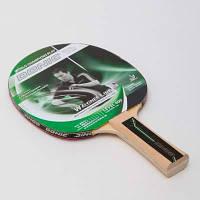 Ракетка для настольного тенниса 1 штука DONIC LEVEL 400 MT-713062 WALDNER (древесина, резина) Код MT-713062