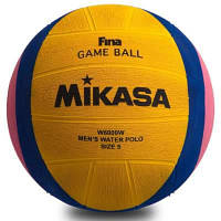 Мяч для водного поло MIKASA W6000W (№5, резина) Код W6000W