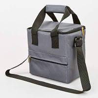 Термосумка (сумка-холодильник) 15л GA-0292-15 (полиэстер, мягая термоизоляция, р-р 25х30х20см, цвета в