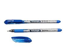Ручка масляна Hiper Triumph HO-195 синя 50шт/ уп ш.к.890716030217