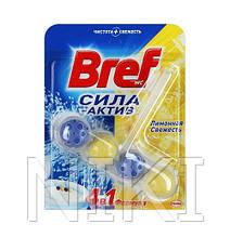 Бреф WC актив з корзиною шарики 50 гр. 1 шт