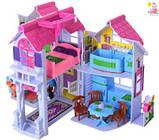 """Кукольный домик """"Моя люба хатинка""""  Домик для кукол, фото 3"""