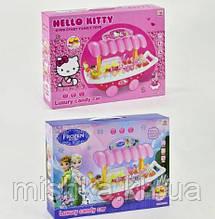 """Игровой набор """"Магазин сладостей"""" 901-560/562 2 вида, музыкальный, на батарейке"""