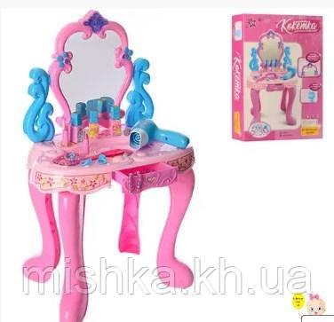 """Детский набор красоты """"Кокетка"""" для девочек розовое"""