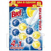 Бреф WC актив з корзиною шарики 50 гр.. 2 шт