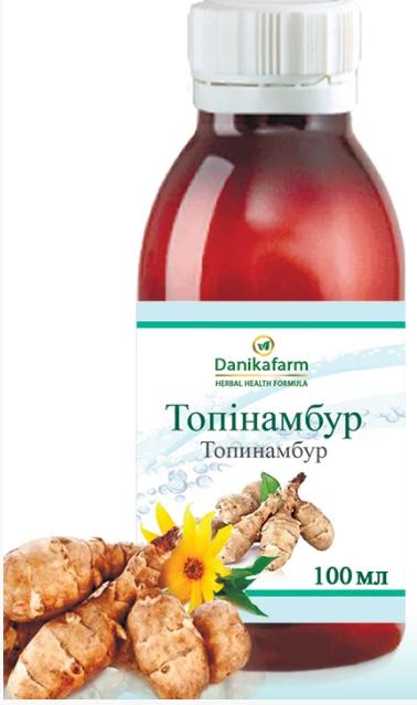 БАЖ Топинамбур 100.0 г